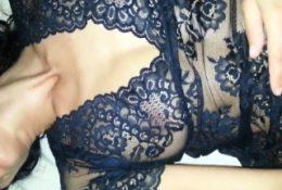 masturbation with cock (samira homemade)