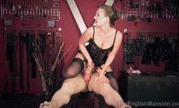 Mistress T Handjob Confession