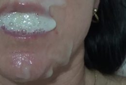 oral creampie compilation. big homemade loads for the queen of cum