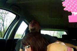 petite pipe en voiture