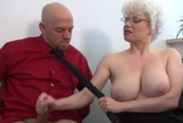 Punishment Handjob