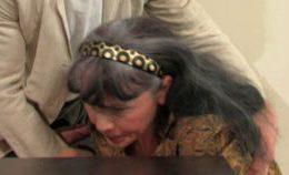 Russian Mature Camilla Stop Crying