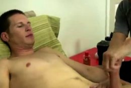 Short clip of gay porn boy Welcome back to !