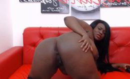 Squirting Chocolate Naomy With Many Fantasies To Explore