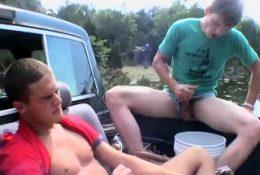 Teen boys porn movies punk gays xxx 3 Boys, a lake, a