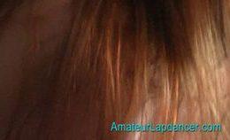 Teen Redhead Lapdances