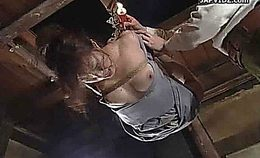 Asian Teen In For A Sadistic Bdsm