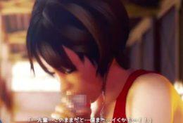 Best 3D Hentai SPORTS GIRL fetish sportUniform paizuri handjob oral crempie