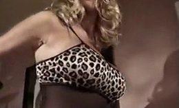 Blonde Brianna Banks Dp