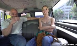 Blonde Fucked In The Back Of The Bus
