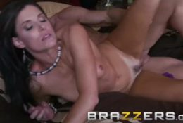 BRAZZERS – Skinny milf India Summer cheats on her husband Johnny Sins