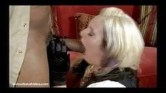 Busty BBW Maid Veronica Vaughn Serves Shane Diesels Big Cock