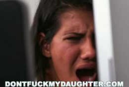 DON'T FUCK MY DAUGHTER – Bring Daughter to Work Day ith Victoria Valencia