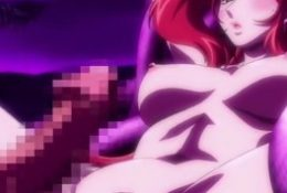 Furious hentai sex movie with a dickgirl
