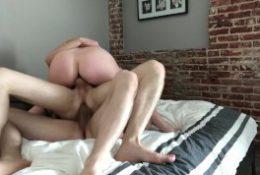 Guys Fuck in Hot Bisexual Threesome. Riley Nixon, Steve Rickz & Wolf Hudson