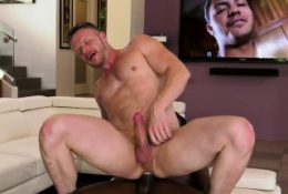 Handsome Brian Bonds takes Fame for a Gay Spin