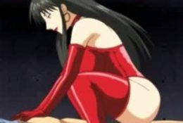 Hentai mistress fucking her slave