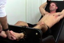 Homemade gay porn straight guy blown Ticklish Dane Back
