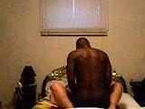 Interracial cheating hotel hookup on hidden cam