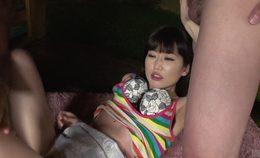Jav Asian Creampie Gangbang Adventure