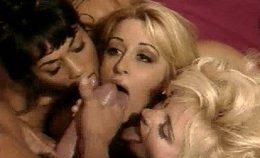 Nikki Nova – Blonde – Orgy Screw