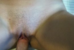 POV Quickie With Skinny Teen
