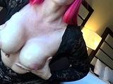 Redhead amateur hot masturbation