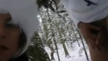 Road trip to snow creampie