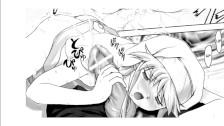 To aru Majutsu no index: Index hentai clip 01