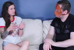 Wicked girl was taken in anal asylum for uninhibited 77rST
