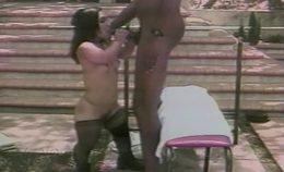 Brigitte The Midget And A Bbc