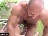 Bromo – Mike with Tomm at Sunbathing Scene