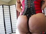 Lexington Steele loves fucking Latinas pussy