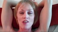 Melanie has never met a cock that she wouldn't suck!