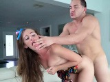 Family night orgy and hairy cum Stepcrony's sisters Dirty Su