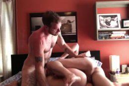 Bisexual Threesome with Ella Nova and Zachary Ryan