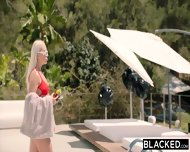 BLACKED She Treated Herself To A Double BBC Vacation
