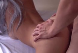 Hottest British sex ever with a tight fit 18 year old