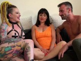PASCALSSUBSLUTS – Subs Lucy Love and Piggy Mouth dominated