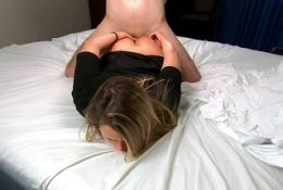 Young Amateur Teen Tries First Time PAINFUL ANAL