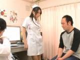 Beautiful japanese Miku Asaoka's poon tang gets hammered
