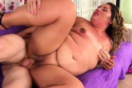 Chubby Latina Gia Star Used for Pleasure