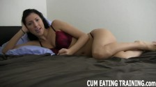 Cum Swallowing Fetish And CEI Femdom Videos