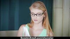 ExxxtraSmall – Tiny Secretary Fucked By Her Boss