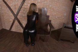 TmwVRnet – Lilit Sweet – Silky orgasm on the floor