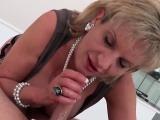Unfaithful british mature gill ellis exposes her big jugs43X