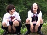 Watersports japanese teenagers