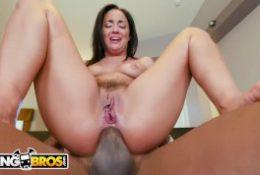 BANGBROS – Amara Romani Takes Mandingo's Big Black Dick In Her Ass Hole