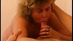 BBW Granny with gigant tits fucking