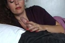 Gal mommy suck a cock